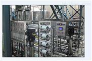 4吨超滤设备 电镀厂工业双级反渗透设备