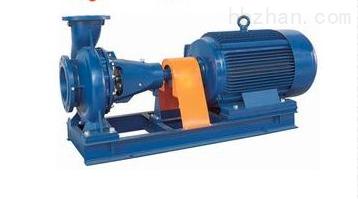 ISG型卧式热水增压泵——上海方瓯公司