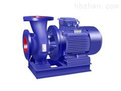 臥式單級離心泵型號