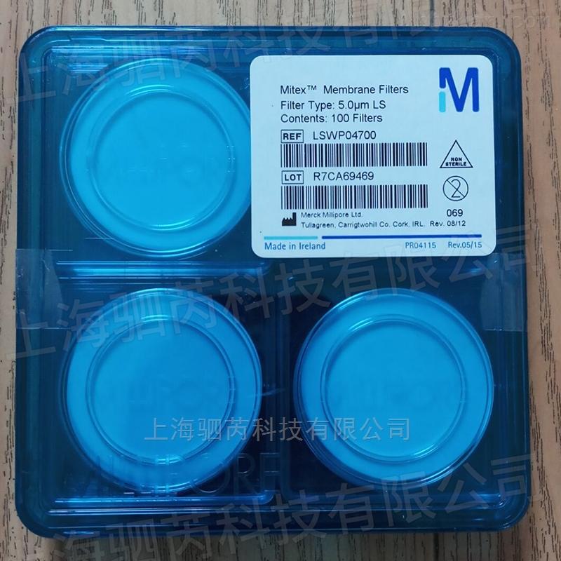 密理博孔径1.2um RTTP04700聚碳酸酯膜