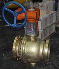 YQ41F氧氣管道球閥