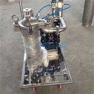 TCDL不锈钢小推车袋式过滤器