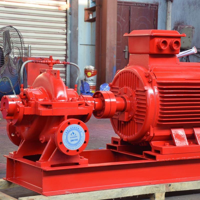 上海喜之泉XBD-S 单级消防泵消防水泵