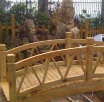 供甘肃兰州防腐木木桥