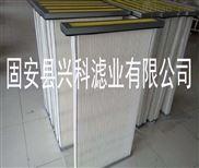 兴科板框除尘滤芯板框式空气过滤器