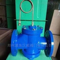 ZL47F自力式流量平衡閥/控製閥