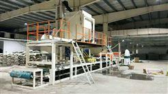 岩棉复合水泥砂浆保温板成套设备