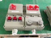 防爆检修箱带插座