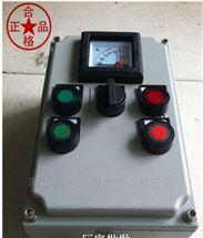 304不锈钢防爆照明按钮箱
