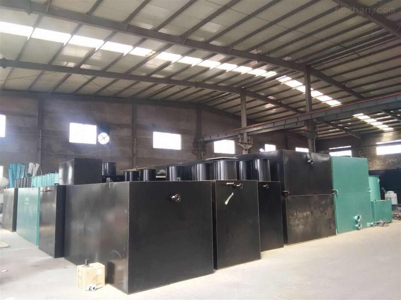 达州市酒厂污水处理设备达标排放