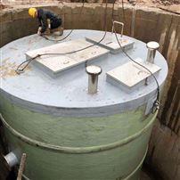 污水提升一体化预制泵站