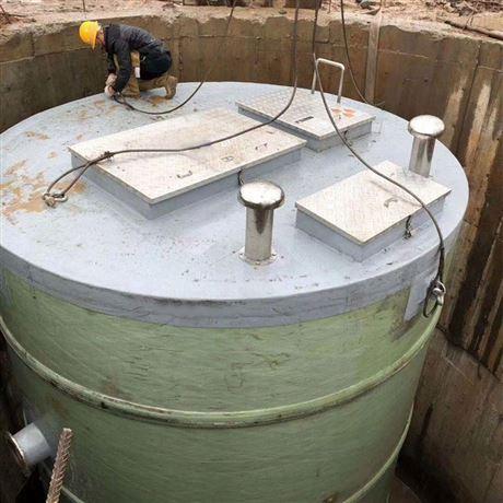 污水提升一體化預制泵站