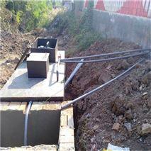 防城港地埋式一体化污水处理设备