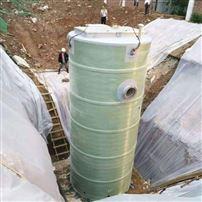 排涝一体化预制泵站