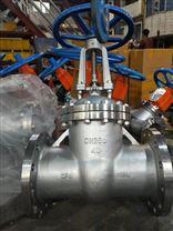 Z41H不鏽鋼法蘭閘閥