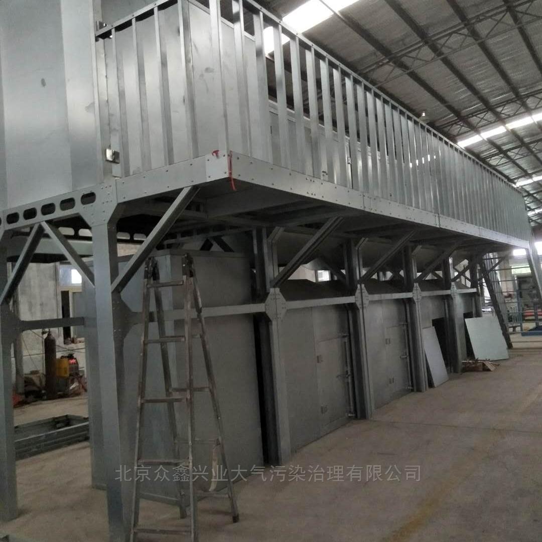 喷漆废气处理设备 催化燃烧装置RCO
