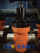 GYZF63Y-400三溝槽平板閘閥