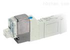SY5140-2DZSMC电磁阀SY7320-5DZD-02的安装尺寸图