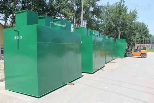 地埋式污水处理设备批发价