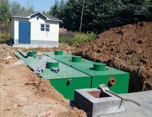 污水处理设备厂家报价