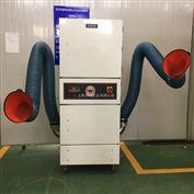 MCJC-1500纺织纤维收集脉冲集尘器