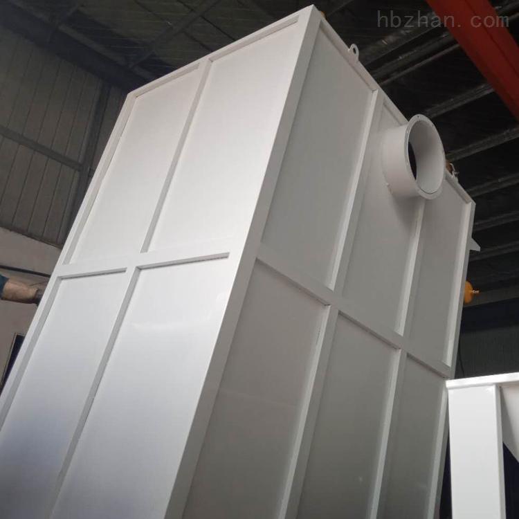 连云港喷锡厂粉尘废气处理脉冲布袋除尘器