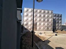 全国304不锈钢组合式水箱任意尺寸可定制