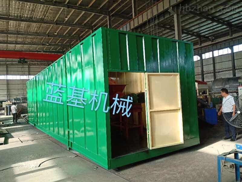 上海垃圾分类陈腐垃圾处理设备