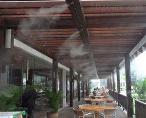 GN-1630深圳餐厅高压微喷雾降温设备