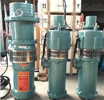 QY充油式小型潜水电泵