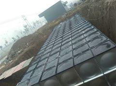 安徽蚌埠市地埋式箱泵一体化消防水箱