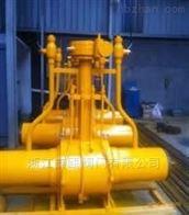 MQ361F 鍛鋼埋地焊接球閥