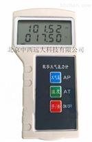 温湿度大气压力表库号:M389509