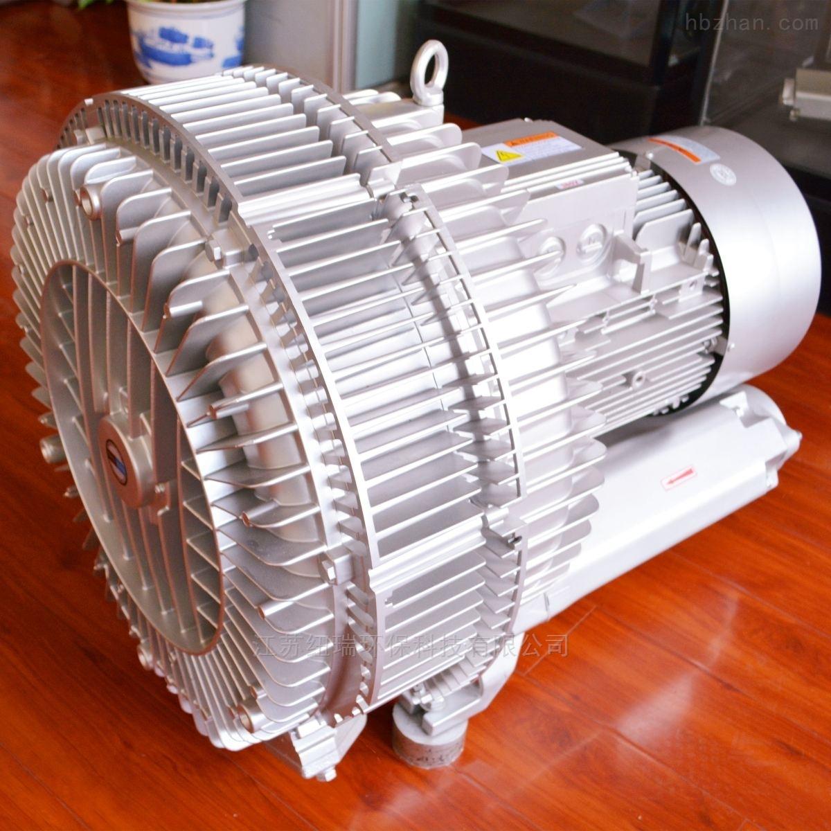12.5KW纸浆脱水高压风机