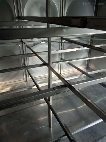 哈尔滨48m3一体化消防增压稳压设备装配水箱
