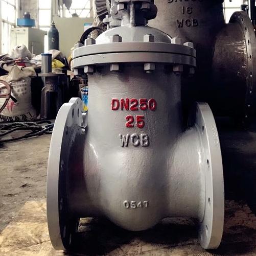手动低压闸阀Z41H-25