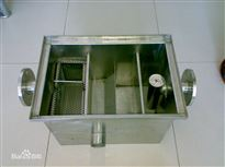 FL-GY-HB餐饮后厨高效一体化隔油池设备厂家