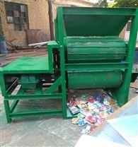 废旧回收市场压扁易拉罐的设备