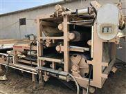 高价回收二手带式压滤机  污泥脱水处理设备