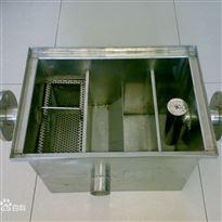FL-HB-GY拉面馆小型不锈钢隔油池一体化装备厂家