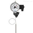带微动开关和毛细管的膨胀式温度计