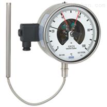 带开关电接点的气包式温度计