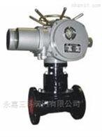 EG941J英标电动衬胶隔膜閥