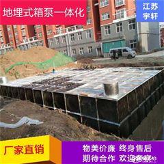 地埋箱泵沈阳乡镇医院污水处理设备