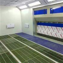 无泵水帘喷漆柜漆雾过滤循环水幕厂家定制