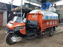 工地三輪灑水車國三配置5噸體積大方量