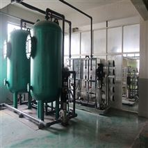 大型商场空调锅炉软化水设备