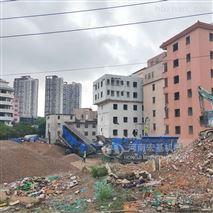 建筑垃圾粉碎設備有哪些,購機投資成本多少