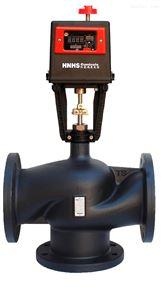 HF100-3VRC-S電動三通調節水閥