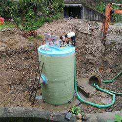 排涝一体化泵站供应